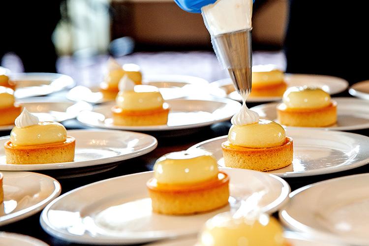 Le meilleur miel de Paris au cœur des grandes recettes de Chef
